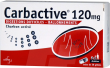 Carbactive 120 mg, gélule