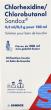 Chlorhexidine/chlorobutanol sandoz 0,5 ml/0,5 g pour 100 ml, solution pour bain de bouche en flacon
